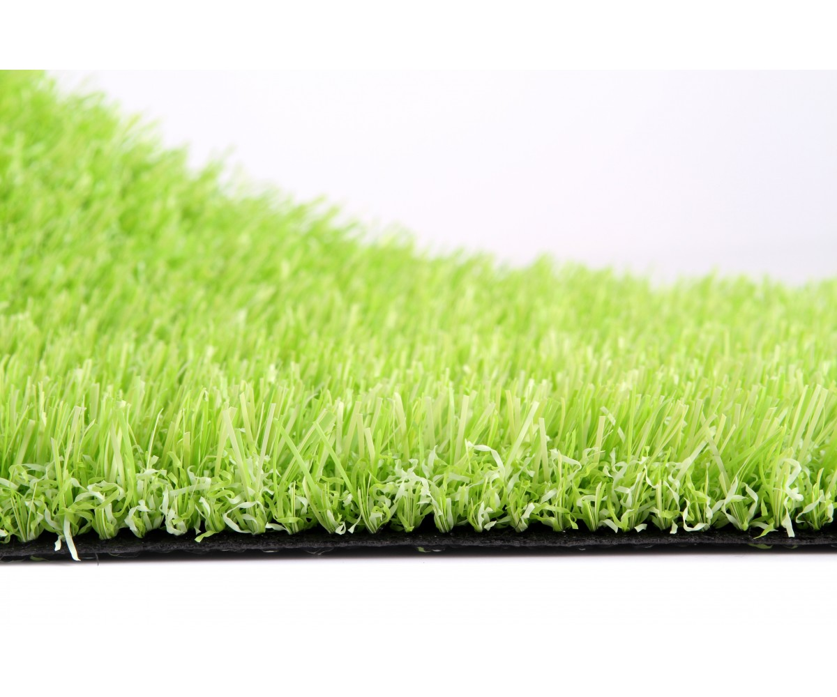 Tapis Gazon Synth Tique Vert Citron Exelgreen