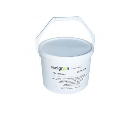 Résine polyuréthane 5kg (colle gazon synthétique)