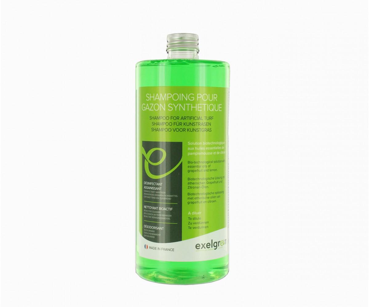 Shampoing pour gazon synthétique 1L