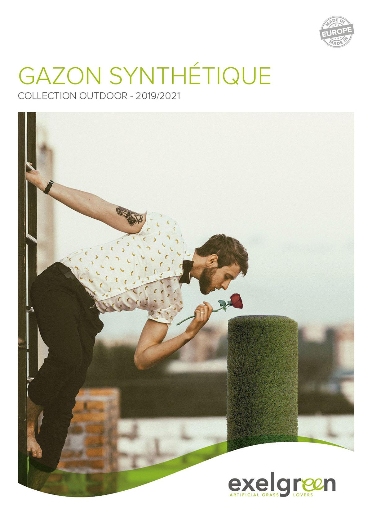 Catalogue exelgreen fabricant de gazon et pelouse synth tique exelgreen - Gazon synthetique avis ...