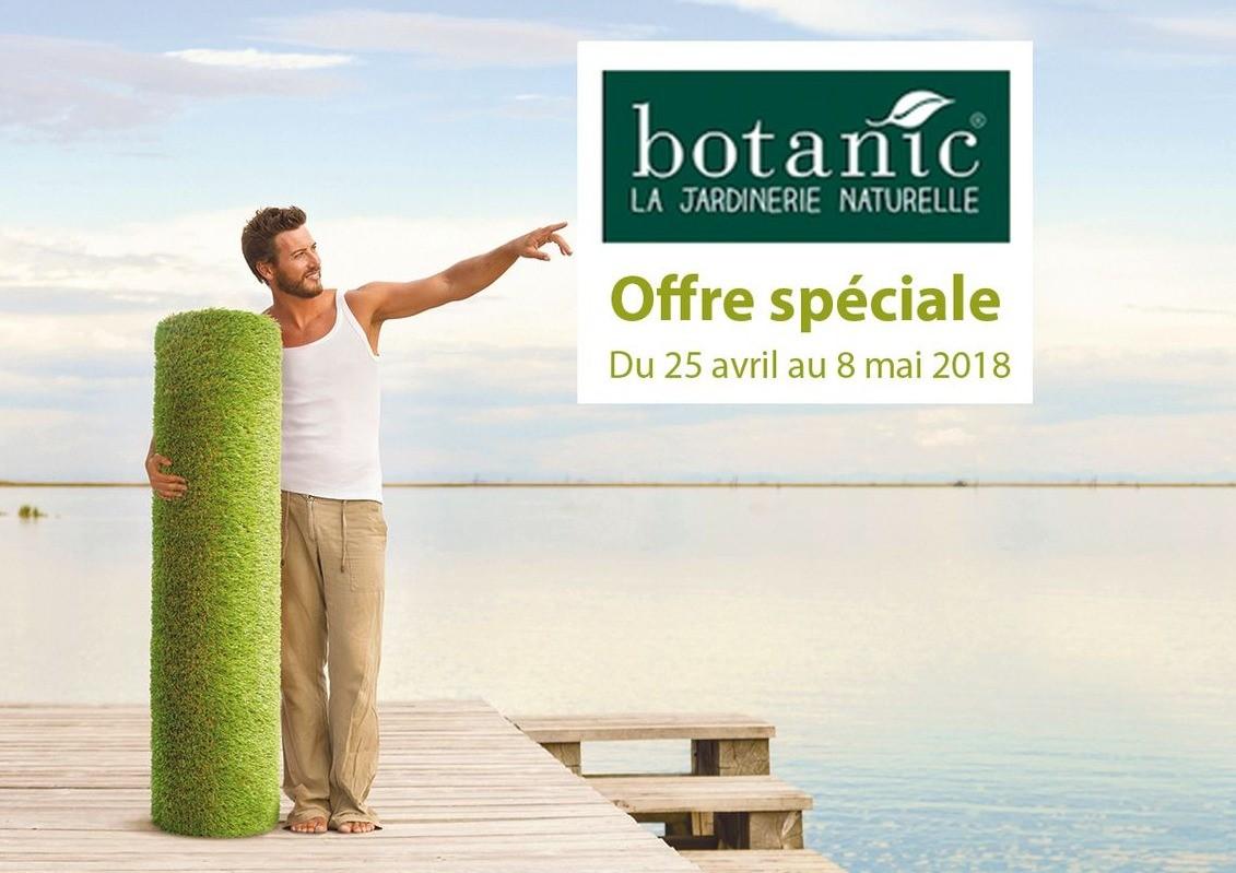 exelgreen botanic offre speciale du 25 avril au 8 mai 2018. Black Bedroom Furniture Sets. Home Design Ideas