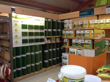 Botanic à Metz-Tessy