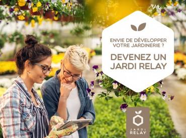 Jardineries : Devenez un Jardi Relay