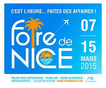Foire de Nice 2015
