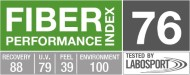 Performance index (FPI) : 76 / 100