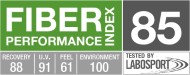 Performance index (FPI) : 85 / 100